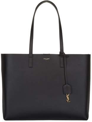 Saint Laurent Large Shopper Tote Bag