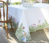 Pottery Barn Kids Peter Rabbit Tablecloth