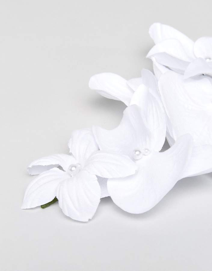 Asos Occasion Orchid Hair Clip