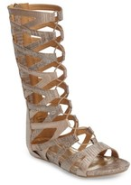 Kenneth Cole New York Girl's Lost Gladiator Sandal