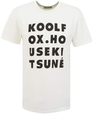 MAISON KITSUNÉ Kool Fox t-shirt