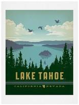 DENY Designs Anderson Design Group Lake Tahoe Art Prints