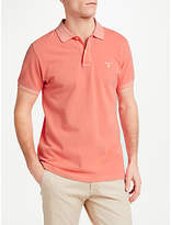 Gant Sunbleached Cotton Polo Shirt