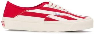 Vans Striped Sneakers