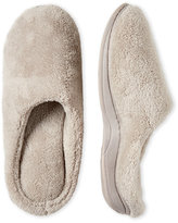 Dearfoams Plush Clog Slippers