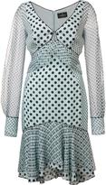 J. Mendel split sleeves dress - women - Silk - 2