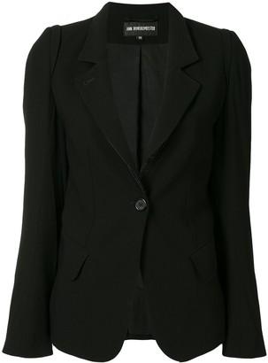 Ann Demeulemeester Fitted Classic Blazer