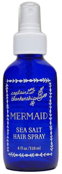 Captain Blankenship Mermaid Sea Salt Hair Spray 4 oz.