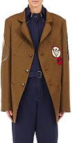 Maison Margiela Women's Patch Appliquéd Jacket-TAN