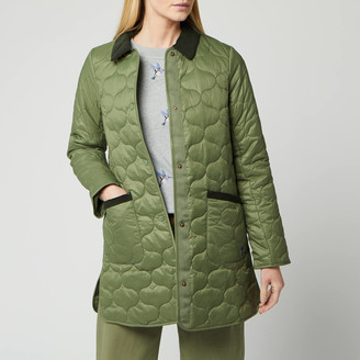 Barbour Women's Modern Country Erin Quilted Jacket
