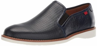 Marc Joseph New York Men's Leather Made in Brazil Lafayette Loafer Driving Style