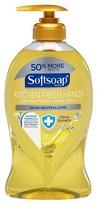 Softsoap Kitchen Fresh Hands Liquid Hand Soap Pump - 11.25oz
