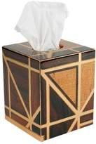 Kim Seybert Parquet Tissue Box