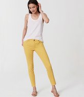 LOFT Petite Modern Fresh Cut Skinny Crop Jeans