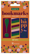 Tf Publishing Magnetic Bookmarks - Pack of 3, One Size , Multiple Colors
