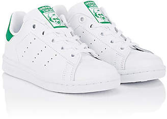 adidas Kids' Stan Smith Leather Sneakers - White