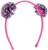 Osh Kosh Pompom Ears Headband