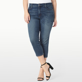 NYDJ Marilyn Relaxed Capri In Plus