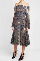 Jonathan Simkhai Embroidered Dress with Sequins