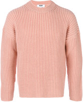 MSGM drop sleeve jumper