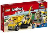Lego Juniors: Demolition Site (10734)