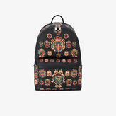 Dolce & Gabbana Vulcano Insignia Print Backpack