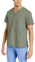 Dickies Men's EDS Signature Unisex V-Neck Scrub Top