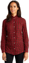 J.Mclaughlin Findlay Blouse in Plaid