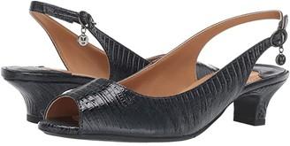 J. Renee Jenvey (White Lizard Print) Women's Shoes