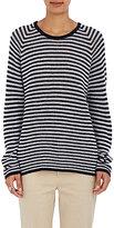 TOMORROWLAND Women's Striped Cashmere-Cotton Sweater