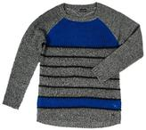 Point Zero Long Sleeve Sweater with Longer Back