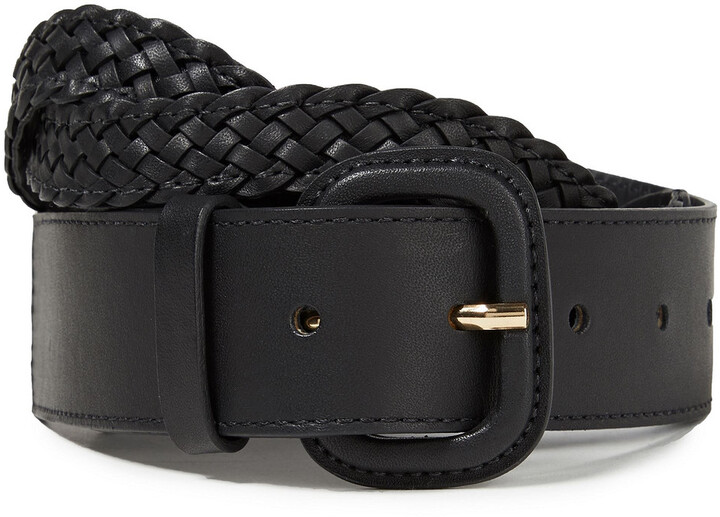 Thumbnail for your product : Zimmermann Woven Leather Belt