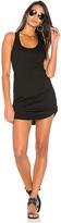 Pam & Gela Tank Dress in Black. - size S (also in XS)