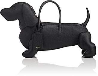 Thom Browne Men's Hector Dog Bag - Black