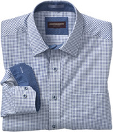 Johnston & Murphy Abstract Cross Print Shirt