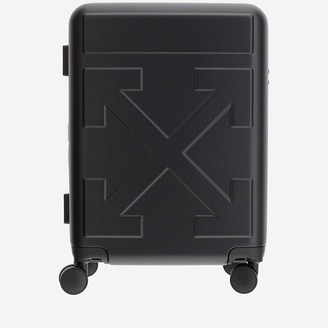 Off-White Quote Luggage