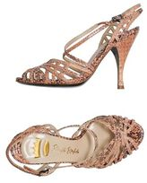 Ernesto Esposito High-heeled sandals
