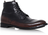 Officine Creative Plain Toe Boot