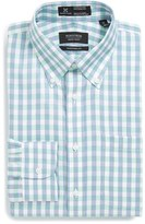Nordstrom Men's Smartcare(TM) Wrinkle Free Traditional Fit Plaid Check Dress Shirt
