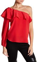 Amanda Uprichard Luella Silk Shirt