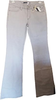 Sportmax Grey Denim - Jeans Trousers for Women
