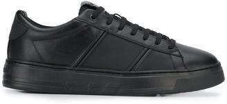 Emporio Armani Smooth Surface Sneakers
