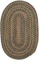 Colonial Mills TL60R120X120 Twilight Braided Rug