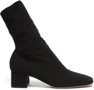 Gianvito Rossi Square toe stretch boots