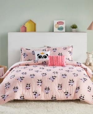 Urban Habitat Kids Piper 4-Piece Twin Reversible Comforter Set Bedding