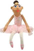 Melissa & Doug Toddler Ballerina Puppet