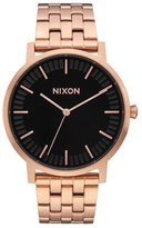 Nixon Porter Bracelet Watch, 40Mm