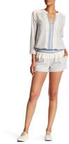 Soft Joie Ava Striped Short