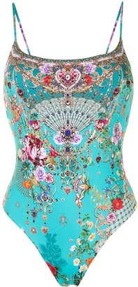 Camilla A Sonnet For Satine one-piece
