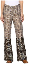 Stetson Aztec Border Print Leisure Pants